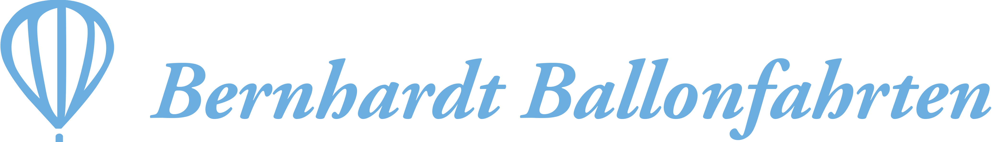 Bernhardt-Ballonfahrten-Logo